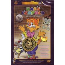 Kass Leopold - Joonisfilmide kogumik [DVD]