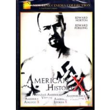 Ameerika ajalugu X | American History X [DVD]
