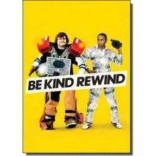 Be KindRewind / Ole kena, keri tagasi [DVD]