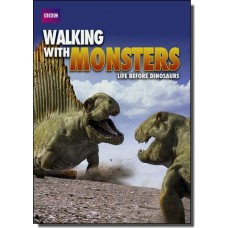 Walking with Monsters / Koletiste jälgedes [DVD]