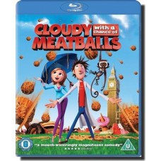 Taevast sajab lihapalle | Cloudy with a Chance of Meatballs [Blu-ray]