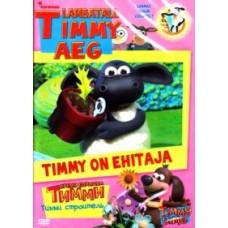Lambatall Timmy aeg 3: Timmy on ehitaja [DVD]