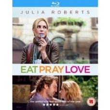 Söö, palveta, armasta / Eat Pray Love [Blu-ray]