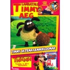 Lambatall Timmy aeg 7: Timmy ja tema lemmikloomad [DVD]