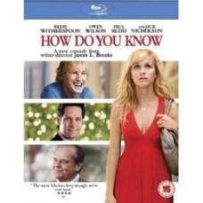 How Do You Know [Blu-ray]