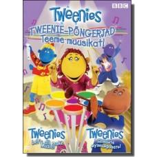 Tweenie-põngerjad: Teeme muusikat! [DVD]