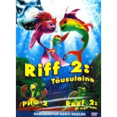 Riff 2: Tõusulaine / Reef 2: High Tide [DVD]
