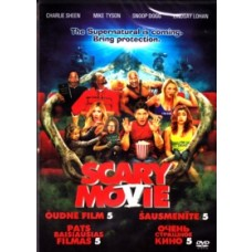 Õudne film 5 / Scary Movie 5 [DVD]
