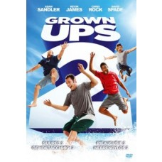 Suured 2 / Grown Ups 2 [DVD]