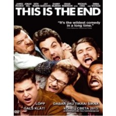 Lõpp / This Is the End [Blu-ray]