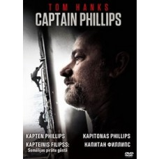 Kapten Phillips / Captain Phillips [DVD]