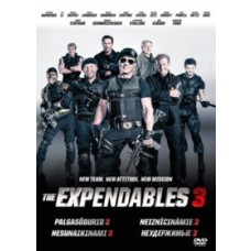 Palgasõdurid 3 / The Expendables 3 [DVD]