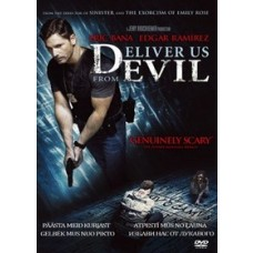 Päästa meid kurjast / Deliver Us From Devil [DVD]