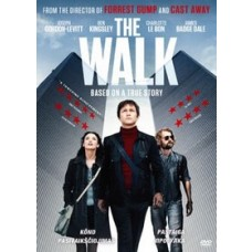 Kõnd / The Walk [DVD]