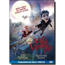 Väike vampiir / The Little Vampire [DVD]
