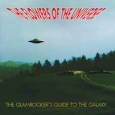 The Glamrockers's Guide to the Galaxy [CD]