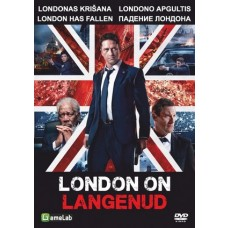 London on langenud / London has Fallen [DVD]
