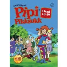 Pipi Pikksukk, osad 14-19 [DVD]