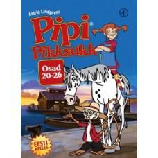 Pipi Pikksukk, osad 20-26 [DVD]