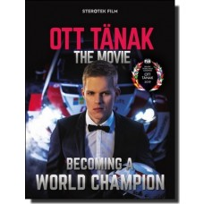 Ott Tänak - The Movie [2DVD+Photobook]