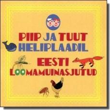 Eesti loomamuinasjutud [CD]