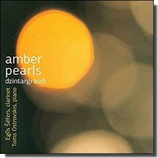 Amber Pearls [CD]