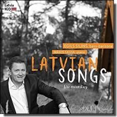 Latvian Songs [CD]