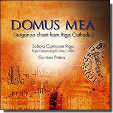 Domus Mea: Gregorian Chant from Riga Cathedral [CD]
