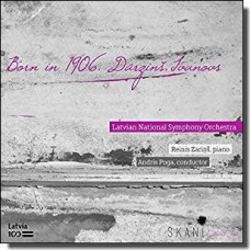 Born in 1906: Darzins, Ivanovs [CD]