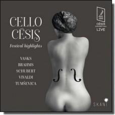 Cello Cesis [CD]