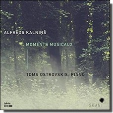 Moments Musicaux [CD]
