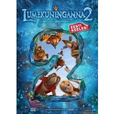 Lumekuninganna 2 / Снежная королева 2: Перезаморозка [DVD]