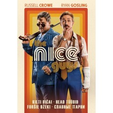 Head tüübid / The Nice Guys [DVD]