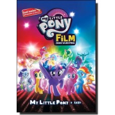 Minu väike poni: Film / My Little Pony: The Movie [DVD]
