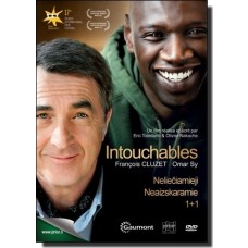 1+1 | The Intouchables [DVD]