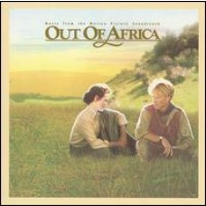 Out of Africa [CD]
