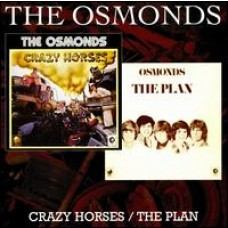 Crazy Horses / The Plan [CD]