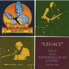 Legacy - Live At Shepherd's Bush Empire 2006 [Deluxe Edition] [CD+DVD]