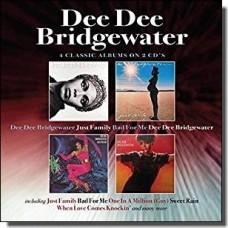 Dee Dee Bridgewater / Just Family / Bad For Me / Dee Dee Bridgewater [2CD]