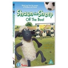 Shaun the Sheep: Off The Baa [DVD]