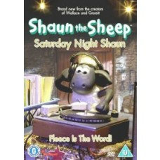 Shaun the Sheep: Saturday Night Shaun [DVD]