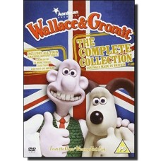 Wallace and Gromit: The Complete Collection [20th Anniversary] [DVD]