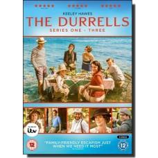 The Durrells: Series 1-3 [6DVD]