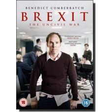 Brexit - The Uncivil War [DVD]