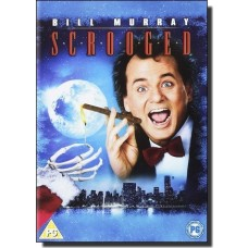 Scrooged [DVD]