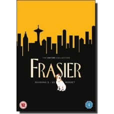 Frasier: The Entire Collection - Seasons 1-11 [44DVD]