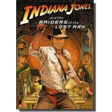 Indiana Jones and the Raiders of the Lost Ark [DVD]