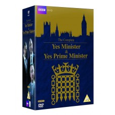 Yes Minister & Yes Prime Minister: The Complete Collection [7DVD]
