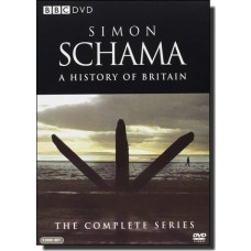 Simon Schama: A History of Britain [6DVD]