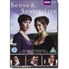 Sense & Sensibility: Complete BBC Series [DVD]